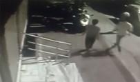 HAMIDIYE - Hava Almak İçin Dışarı Çıkmıştı, Kurşunların Hedefi Oldu