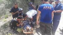 KAZDAĞLARI - İki Gündür Kayıp Olan Yaşlı Adam Kazdağları'nda Sağ Olarak Bulundu