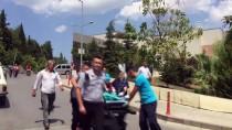 ÇOCUK HASTALIKLARI - İzmir'de Üzerine Kaynar Süt Dökülen Bebek Yaralandı