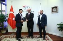 ANKARA TİCARET ODASI - Japonya Ankara Büyükelçisi Akio Miyajima'dan Baran'a Ziyaret