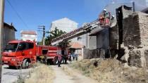 Karaman'da Ev Yangını Açıklaması 5 Yaralı