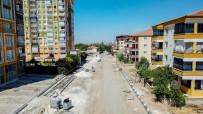 RECAİ KUTAN - Köprüağzı Caddesi Değişiyor