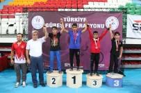 GÜREŞ TAKIMI - Köyceğiz Belediyespor Güreşçisinden Büyük Başarı