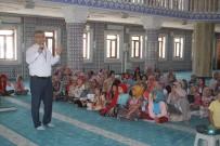 KıZıLPıNAR - Kur'an Kursu Talebelerine 'Bağımlılık Semineri'