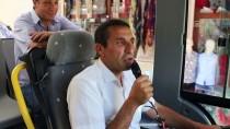 TUR OTOBÜSÜ - Mardin'de Turistlere Rehber Eşliğinde Ücretsiz Tur
