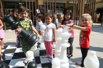 SİNEMA SALONU - Odunpazarı'nın Çocuk Merkezleri İlgi Odağı