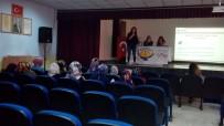 ÖZALP BELEDİYESİ - Özalp Belediyesinden Kadınlara Seminer