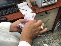 KAPALI ÇARŞI - (Özel) Döviz Büroları Sürekli Fiyat Değişimden Dolayı Tabelaları Kapattı