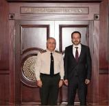 ORGENERAL - Rektör Bircan, Genel Kurmay Başkanını Ziyaret Etti