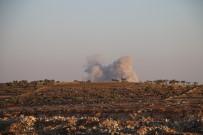 HAVA SALDIRISI - Rus Uçaklarından Halep'e Saldırı Açıklaması 20 Ölü