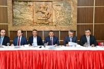 SANAYİ BÖLGELERİ - Samsun'daki OSB Ve Küçük Sanayi Sitelerinde 32 Bin Kişi Çalışıyor