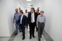 AİLE SAĞLIĞI MERKEZİ - Servet Ziya Ustaoğlu Sağlık Ocağı Tamamlandı