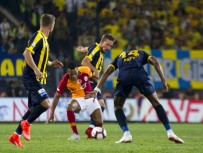 EREN DERDIYOK - Spor Toto Süper Lig Açıklaması MKE Ankaragücü Açıklaması 1 - Galatasaray Açıklaması 2 (İlk Yarı)