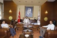 BİRİNCİ SINIF - Tarsus Adliyesi İle Mersin Barosu Arasında İşbirliği