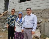MEHMET NURİ ÇETİN - Tek Başına Yaşayan Kadına Ev Yardımı