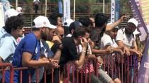YARIŞ PİSTİ - 'TÜBİTAK Alternatif Enerjili Araç Yarışları' Başladı