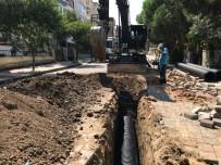 SU TAŞKINI - Uncubozköy Mahallesi'ne Yağmursuyu Hattı