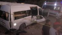 SİVİL SAVUNMA - Ürdün'de Bomba Patladı Açıklaması 1 Ölü, 6 Yaralı