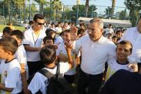 Yüreğir Belediyesi Mahallelerarası Futbol Turnuvası Startı Verildi