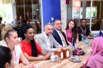 YABANCI ÖĞRENCİLER - 27 Ülkeden Üniversite Öğrencileri Kahramankazan'ı Ziyaret Etti