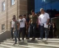 KAR MASKESİ - 4 Hırsızlık Zanlısı Nefes Kesen Operasyonla Yakalandı