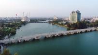 CEYHAN NEHRİ - Adana'nın Antika Mücevher Gerdanlıkları Açıklaması Taş Köprü Ve Misis Köprüsü