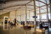 UÇAK TRAFİĞİ - Ağrı Ahmed-İ Hani Havalimanı 29 Bin 965 Yolcuya Hizmet Verdi