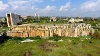 KUMKUYU - Akkale Ören Yerindeki Kazılarda Mezar Anıtı Açığa Çıkarıldı