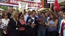 KUYUMCU DÜKKANI - Ankaralılar Derneği Üyeleri Döviz Ve Altınlarını Bozdurdu
