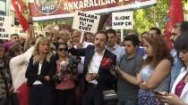 HİLMİ YAMAN - Ankaralılardan Dolar Tepkisi Açıklaması 'Dolar Yerde, TL Cepte'