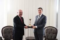 ADEM ALI YıLMAZ - ATO'dan Milli Eğitim Bakanı Selçuk'a Ziyaret