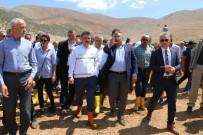 İBRAHIM ETHEM - Bakan Pakdemirli Açıklaması 'Ordu'da Ve Antalya'da Üreticinin Zararı Devlet Tarafından Karşılanacak'