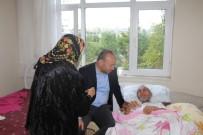 YAŞAR KıLıÇ - Başkan Dağdelen, Kanser Hastası Yaşlı Adamın İsteğini Yerine Getirdi