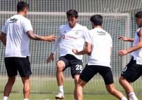 NEVZAT DEMİR - Beşiktaş, Akhisar Maçı Hazırlıklarına Tamamladı