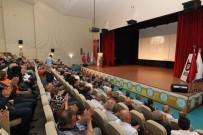 BITLIS EREN ÜNIVERSITESI - Beüde 'Bitlis Kent Belleği' Sunumu Ve Belgesel Film Gösterimi Yapıldı
