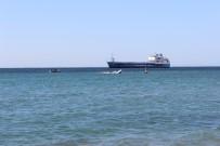 BALIKÇI TEKNESİ - Beylikdüzü'nde Batan Teknedeki Can Pazarı Kamerada