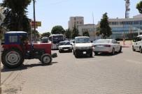 Burhaniye'de Okul Bahçeleri Otoparka Açıldı