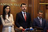 HAKAN KARADUMAN - Çevre Ve Şehircilik Bakanı Kurum Açıklaması 'Bu Ekonomik Savaş Da Boşa Çıkacak'
