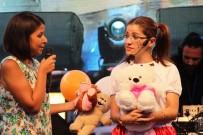 SAADET ÖĞRETMEN - Çocuk Şenliğinde, Minikler Gönüllerince Eğlendi