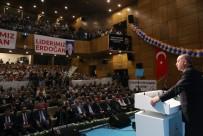 İSMAIL KAHRAMAN - Cumhurbaşkanı Erdoğan Açıklaması 'Sanıyorlar Ki Döviz Kurunu Zıplatınca Türkiye Yıkılacak'