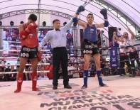 FERİT MELEN - Dünya Şampiyonu Sporcuya Coşkulu Karşılama