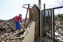 ARTÇI DEPREM - Endonezya'da Depremde Ölenlerin Sayısı 387'Ye Yükseldi