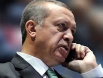 KUVEYT EMIRI - Erdoğan Kuveyt Emiri ile görüştü