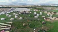 İBRAHIM AYDEMIR - Erzurum'da 'Türk Oyunları Festivali' Heyecanı