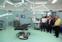 ESKİŞEHİR VALİSİ - Eskişehir Şehir Hastanesi Gün Sayıyor