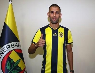 Fenebahçe Slimani transferini açıkladı!