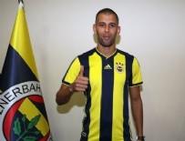 LEİCESTER - Fenebahçe Slimani transferini açıkladı!