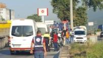 YAŞAR ÇELİK - Gebze'de Korsan Taşımacılık Yapan 38 Araç Bağlandı