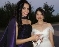 MÜSTAKBEL - Gelin Tayvan'dan Damat Amerika'dan Düğün Diyarbakır'da