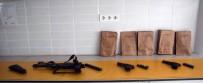 KOKAIN - Girdikleri Evlerden Çaldıkları Anahtarlarla Otomobil Hırsızlığı Yapan 2 Kişi Yakalandı
